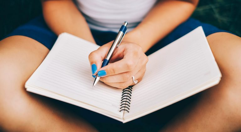 Read more about the article Writing as a Path to Wellbeing